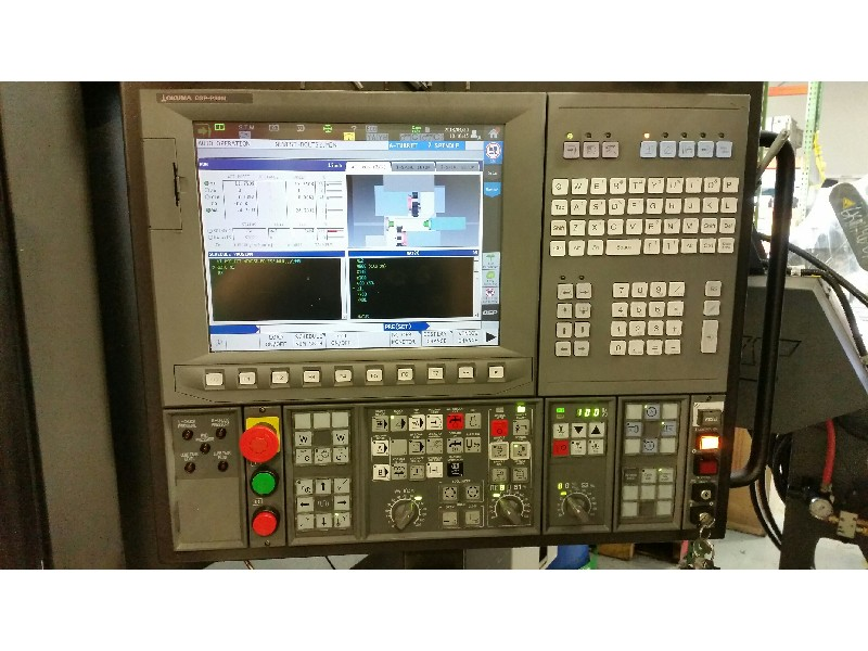 CNC Multi Axis Turning Centers: 2016 Okuma LT-2000EXBB-2T2MY Big